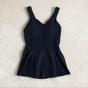 Lululemon Pleated Peplum Tank
